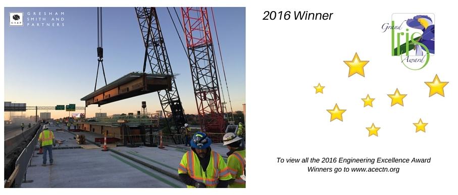 2016 Grand Iris Award Winner – Gresham, Smith and Partners